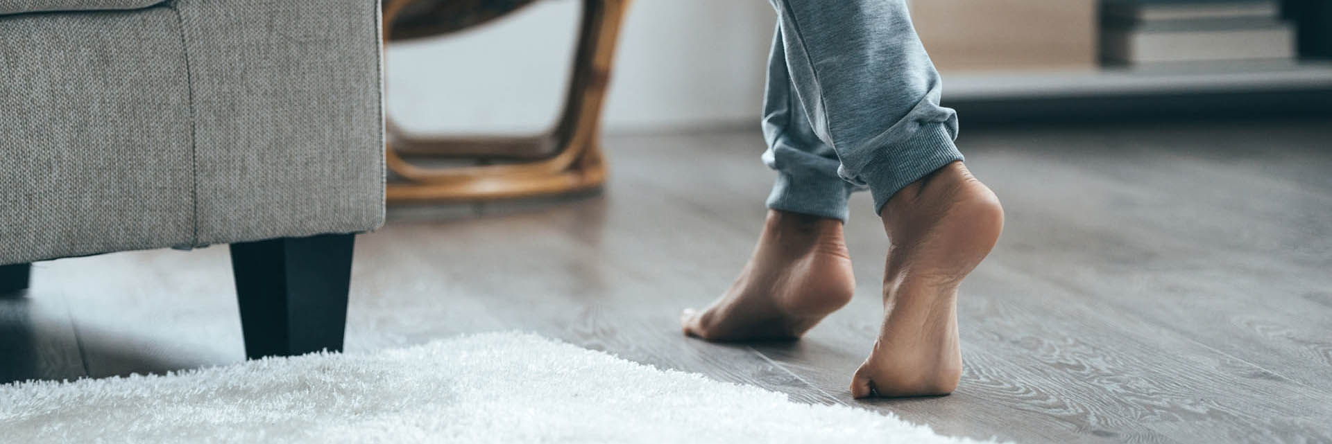 RESTORE THE SHINE TO YOUR WOOD FLOORS