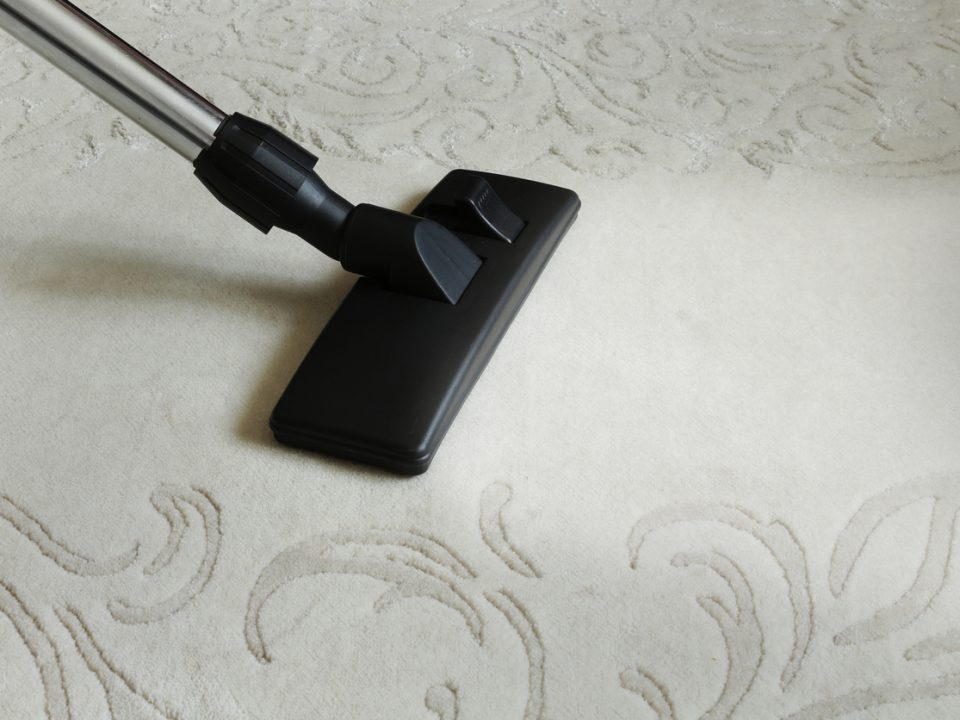 Hoffman Carpet Cleaning - How Should You Vacuum Your Area Rugs
