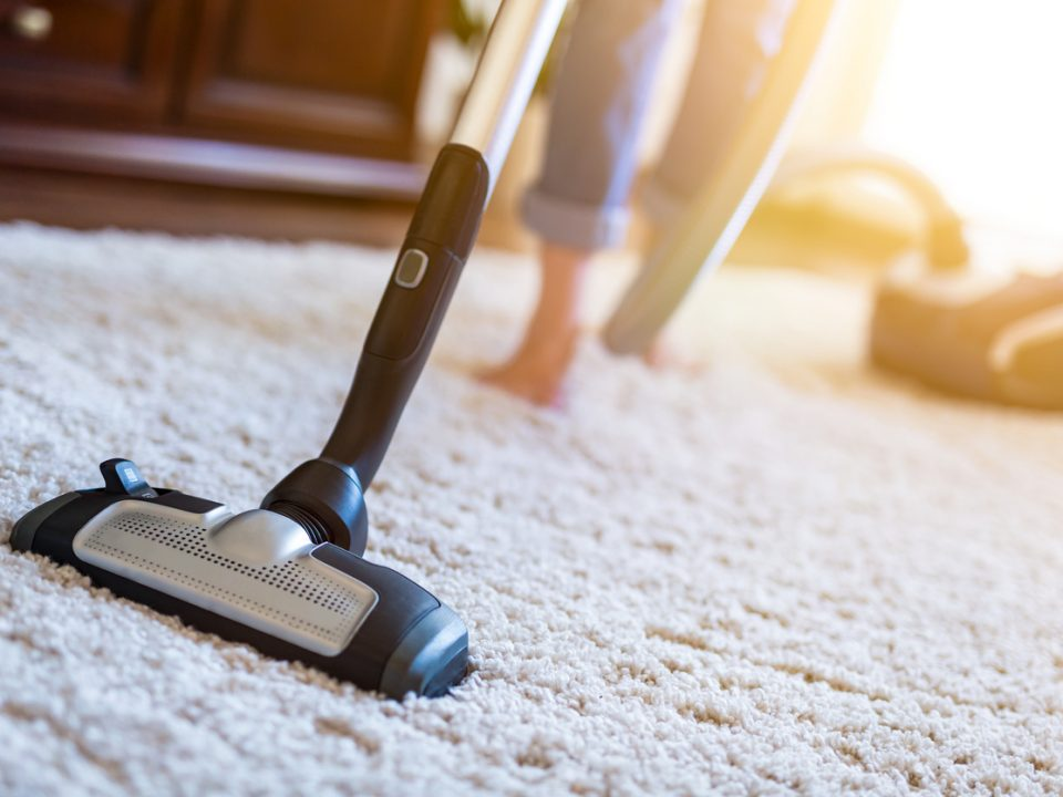 Hoffman Carpet Cleaning - Two Mistakes Made By Rug Owners