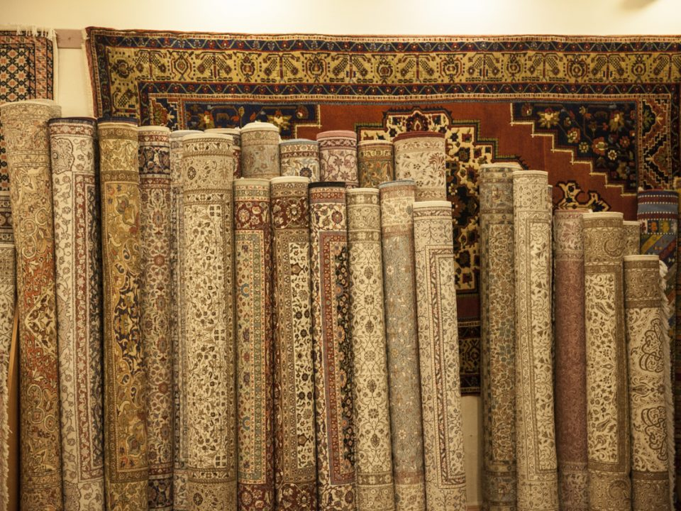 Hoffman Carpet Cleaning - Understanding Tea Washed Rugs